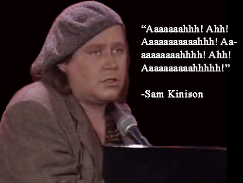 Sam Kinison's quote #2