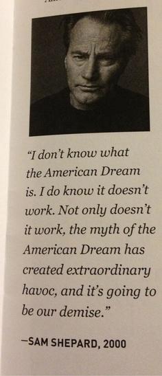 Sam Shepard's quote #5