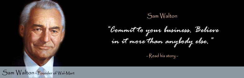 Sam Walton's quote #1