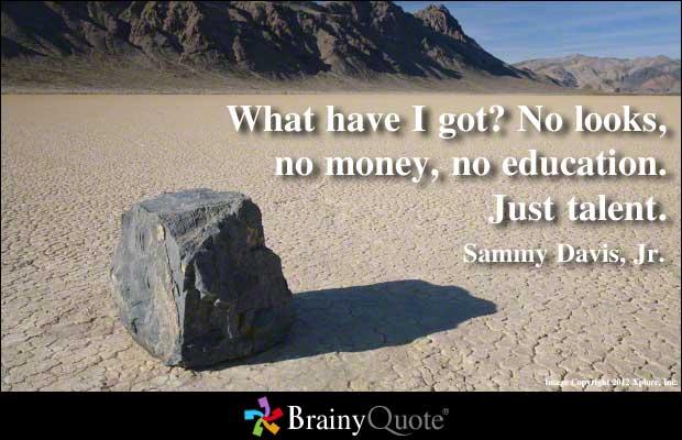 Sammy Davis, Jr.'s quote #6