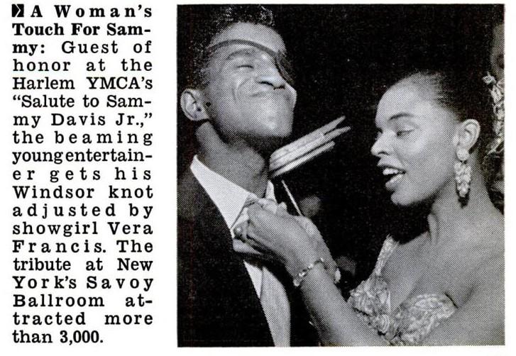 Sammy Davis, Jr.'s quote #2