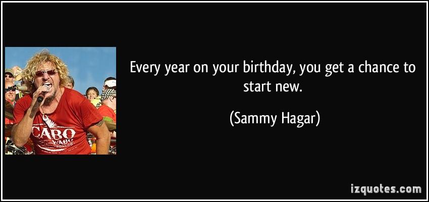 Sammy Hagar's quote #4