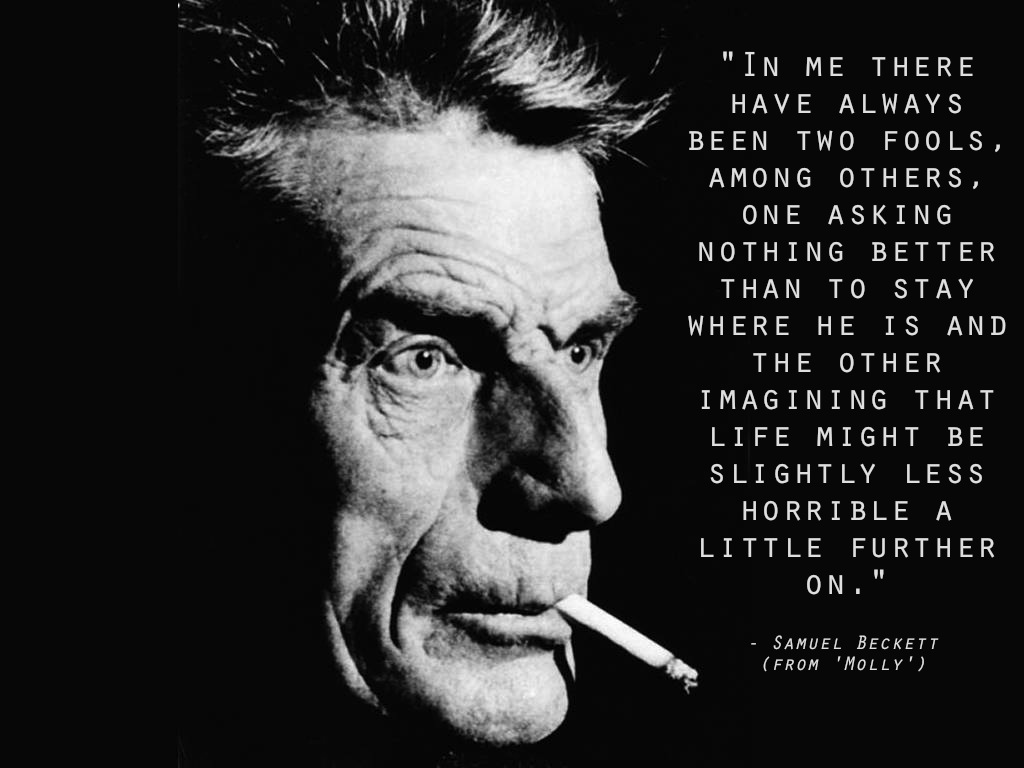 Samuel Beckett's quote #6