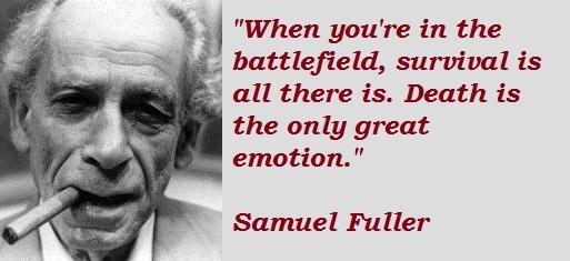 Samuel Fuller's quote #2