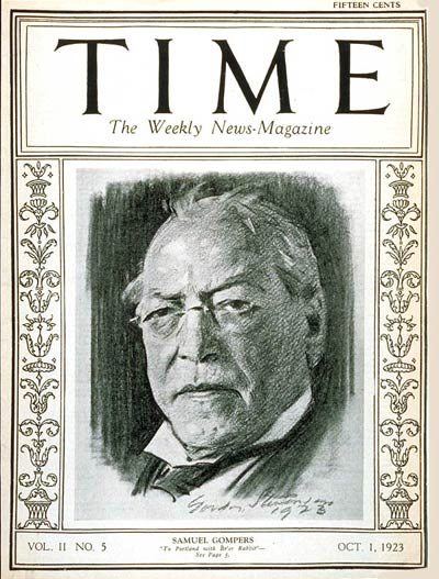 Samuel Gompers's quote #1