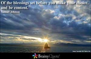 Samuel Johnson's quote #2