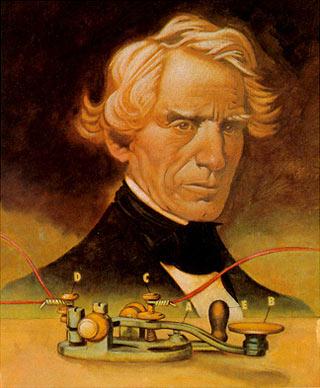 Samuel Morse's quote #2