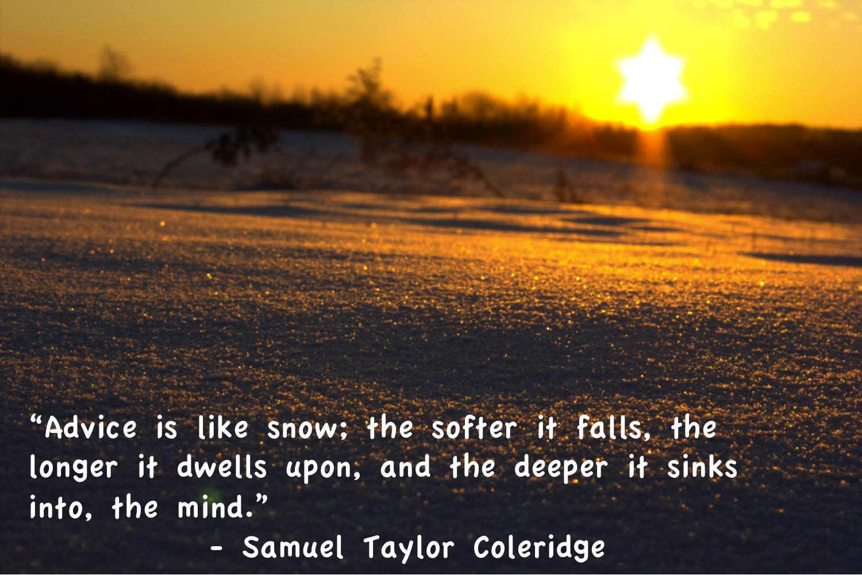 Samuel Taylor Coleridge's quote #7