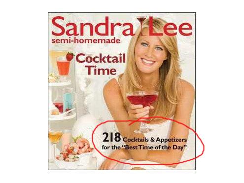 Sandra Lee's quote #1