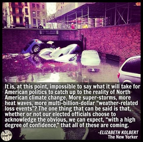 Sandy quote #1