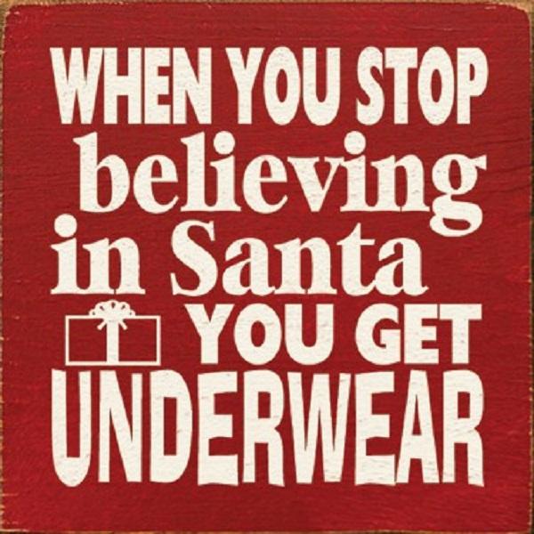 Santa quote #7