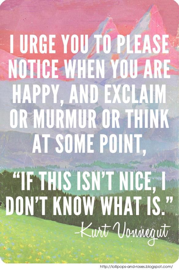 Sappy quote #1