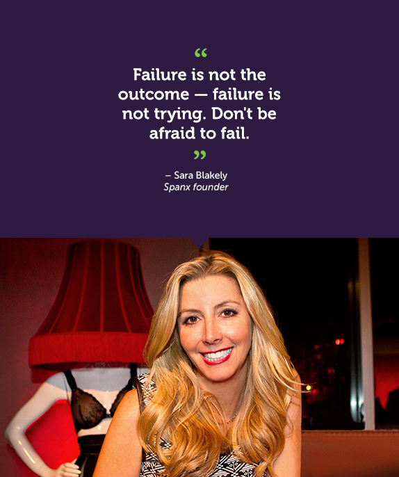 Sara Blakely's quote #3