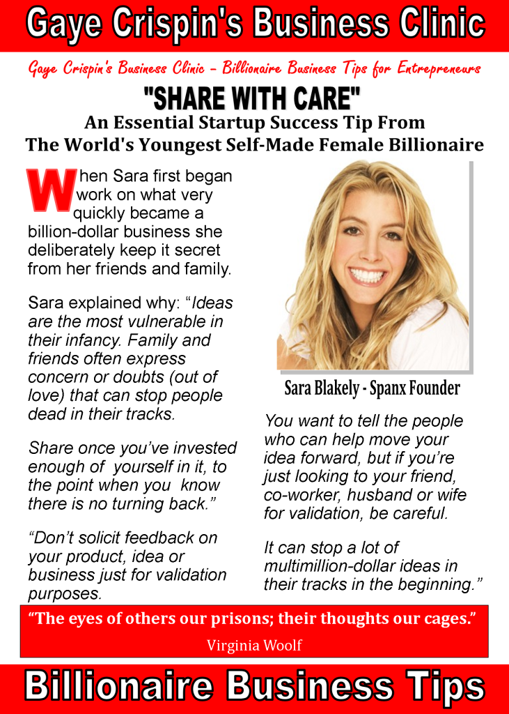 Sara Blakely's quote #5