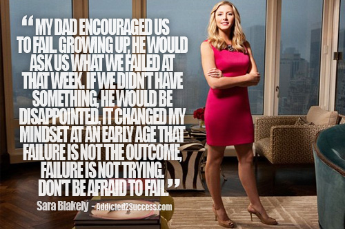 Sara Blakely's quote #6