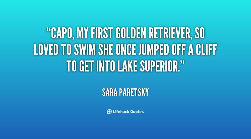 Sara Paretsky's quote #6