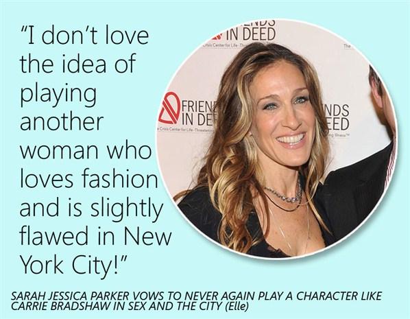 Sarah Jessica Parker's quote #6