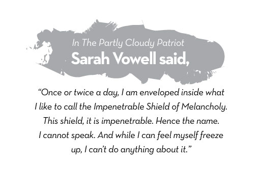 Sarah Vowell's quote #7