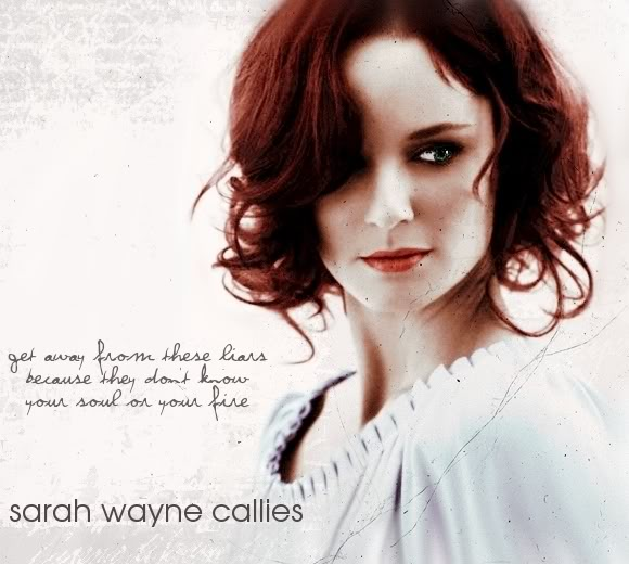Sarah Wayne Callies's quote #1