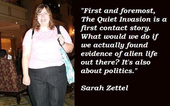 Sarah Zettel's quote #5
