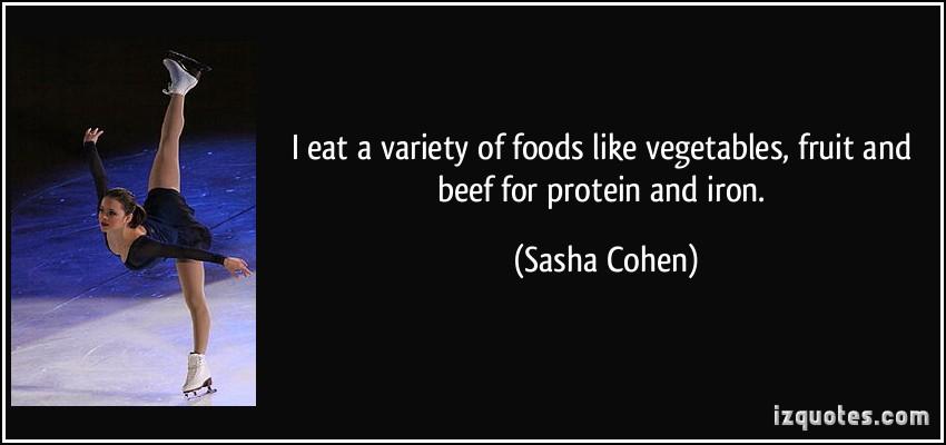 Sasha Cohen's quote #5