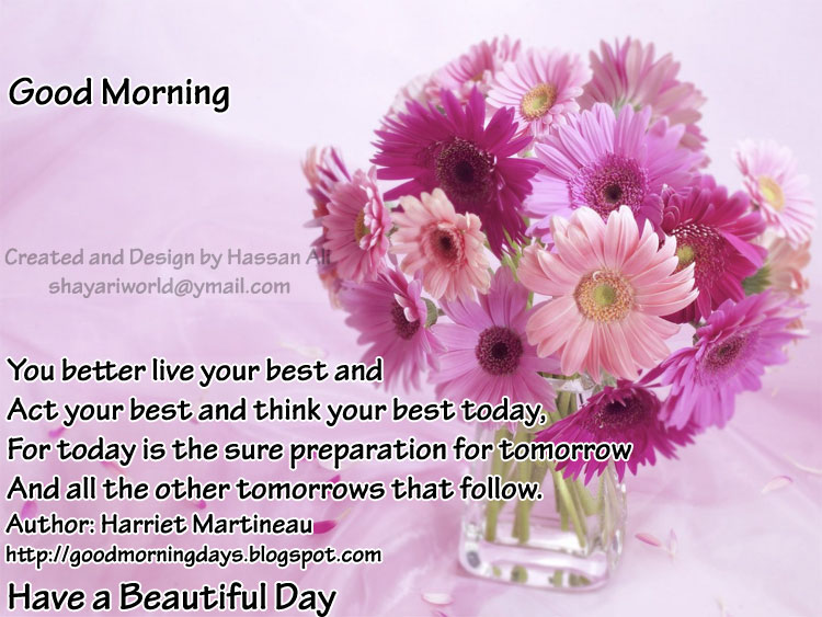 Saturday Morning quote #1