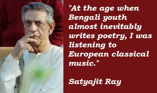 Satyajit Ray's quote #6
