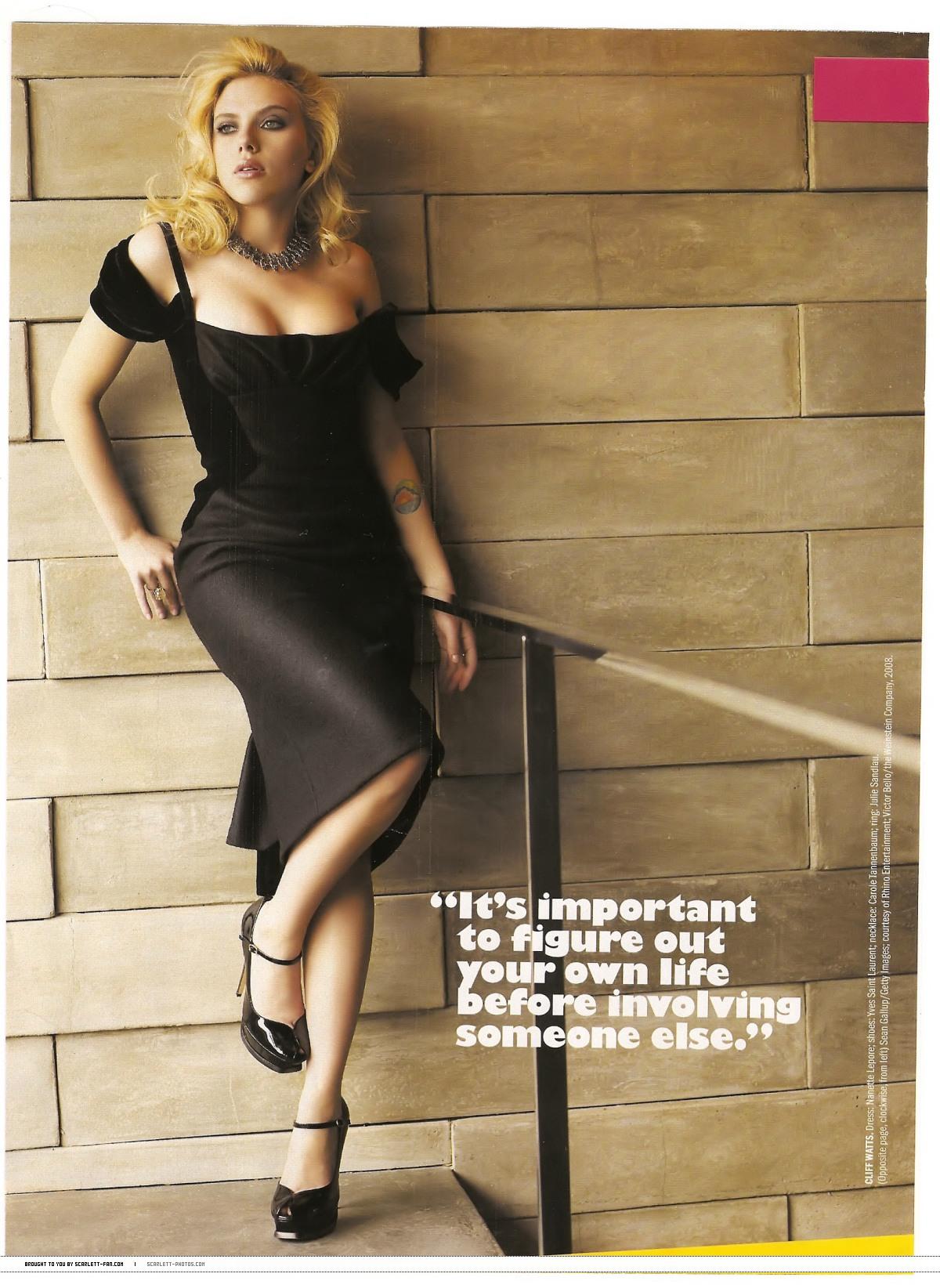 Scarlett Johansson's quote #6