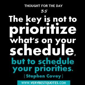 Schedule quote #3