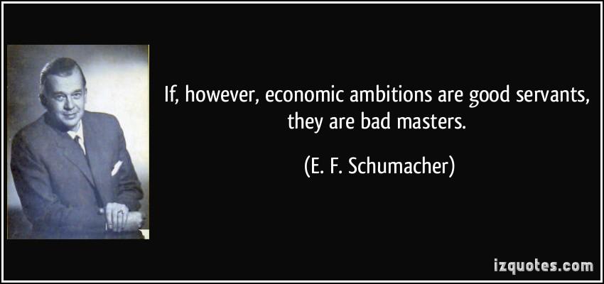 Schumacher quote #1