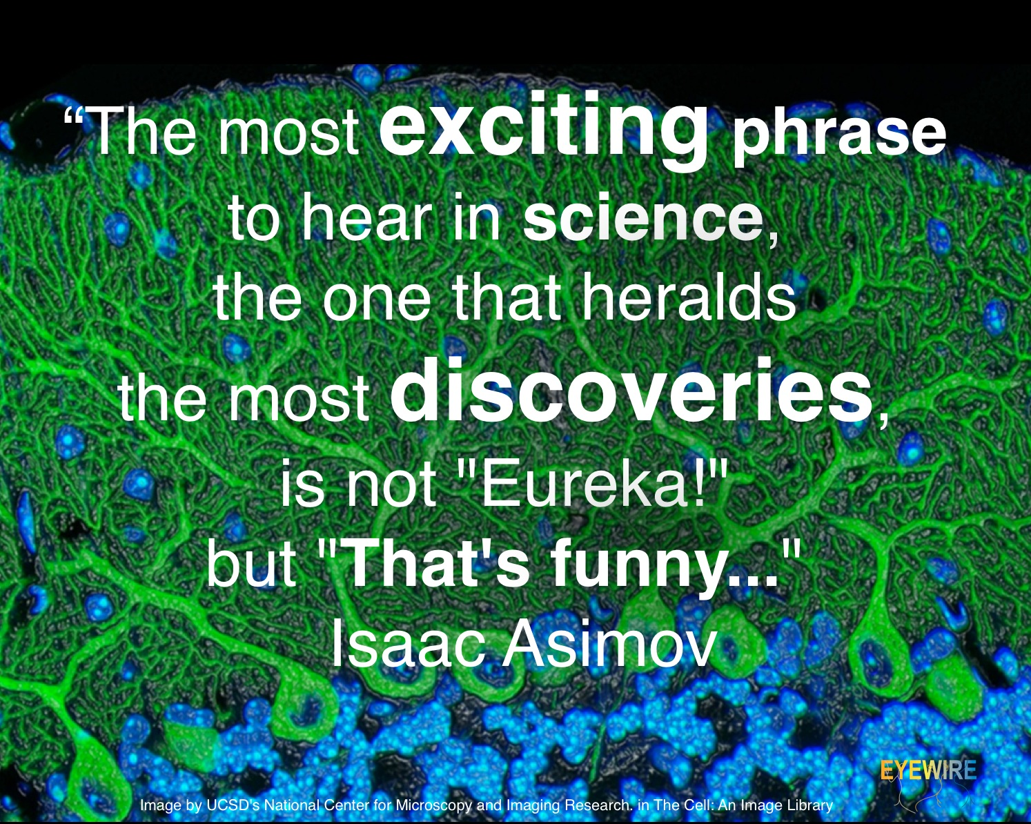 Science quote #3