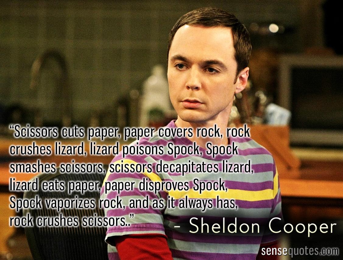 Scissors quote #1