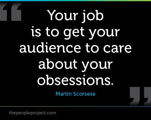 Scorsese quote #1