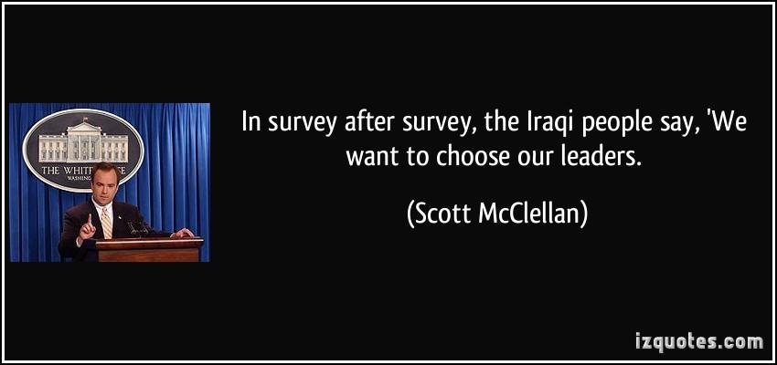 Scott McClellan's quote #7