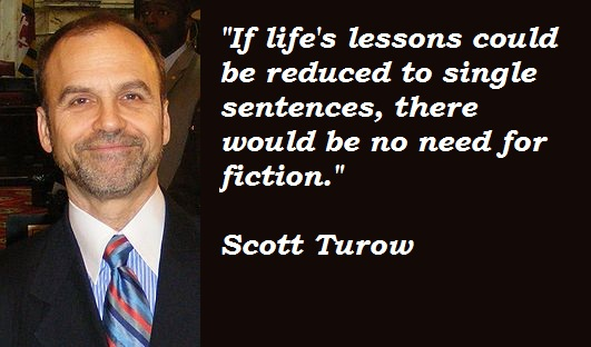 Scott Turow's quote #2