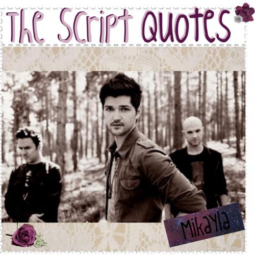 Script quote #1