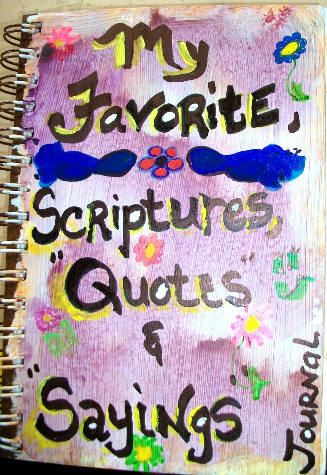 Scriptures quote #2