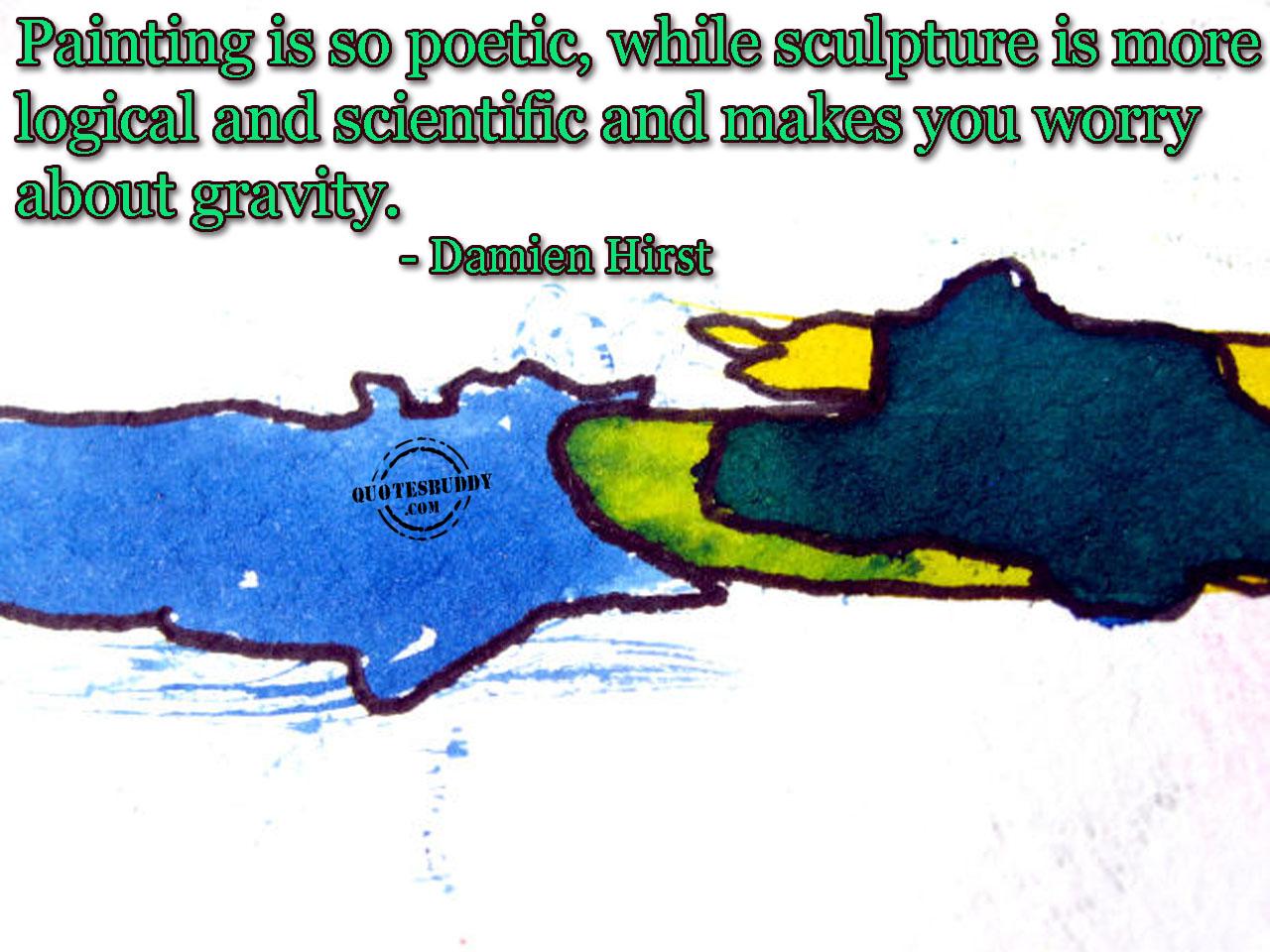Sculpture quote #3