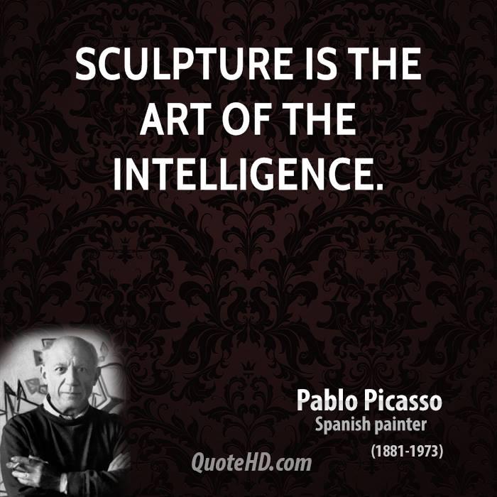 Sculpture quote #6