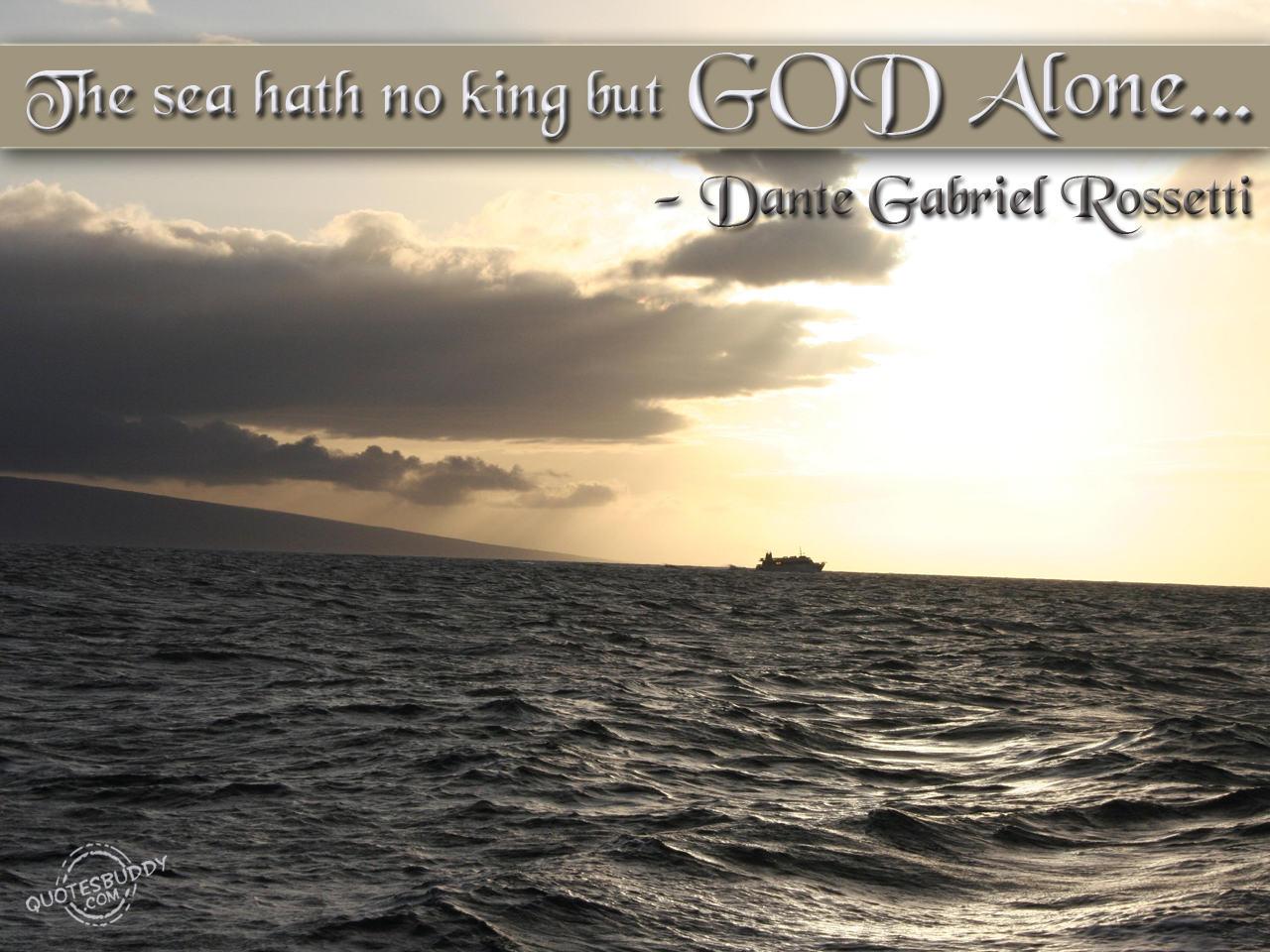 Sea quote #4