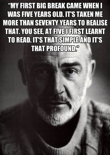 Sean Connery quote #1