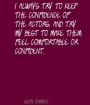 Sean Durkin's quote #4