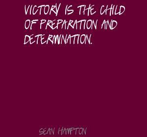 Sean Hampton's quote #1