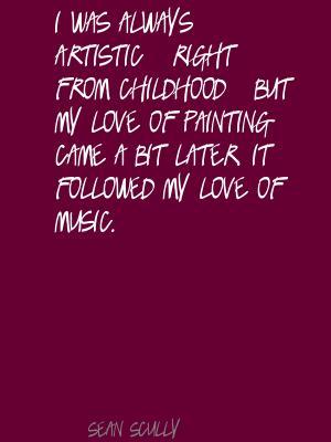 Sean Scully's quote #2