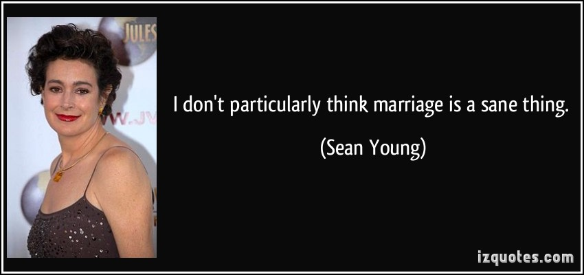 Sean Young's quote #7