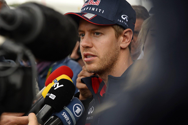 Sebastian Vettel's quote #7