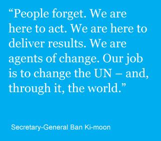 Secretary quote #1
