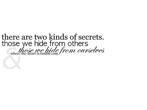 Secrets quote #2