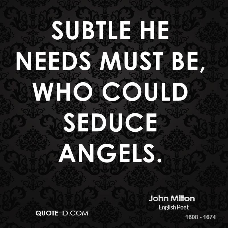Seduce quote #1