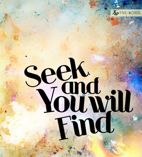 Seek quote #4